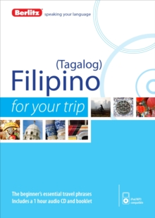 Berlitz Language: Filipino for Your Trip, Paperback / softback Book