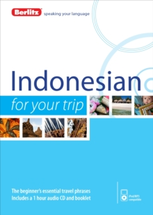 Berlitz Language: Indonesian for Your Trip, Paperback / softback Book