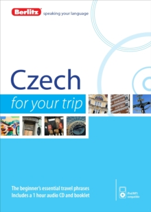Berlitz Language: Czech for Your Trip, Mixed media product Book