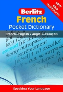 Berlitz Pocket Dictionary French (Langenscheidt), Paperback / softback Book