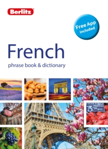 Berlitz Phrase Book & Dictionary French (Bilingual dictionary), Paperback / softback Book