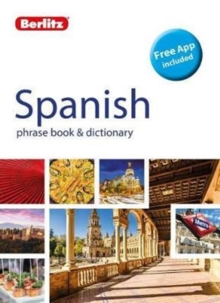 Berlitz Phrase Book & Dictionary Spanish (Bilingual dictionary), Paperback / softback Book