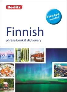 Berlitz Phrase Book & Dictionary Finnish, Paperback Book