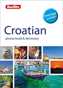 Berlitz Phrase Book & Dictionary Croatian (Bilingual dictionary), Paperback / softback Book