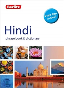 Berlitz Phrase Book & Dictionary Hindi(Bilingual dictionary), Paperback / softback Book