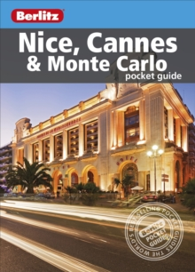 Berlitz: Nice, Cannes & Monte Carlo Pocket Guide, Paperback Book