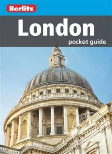 Berlitz Pocket Guide London, Paperback / softback Book
