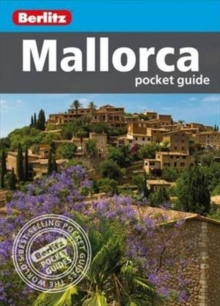 Berlitz: Mallorca Pocket Guide - Mallorca Travel Guide, Paperback Book