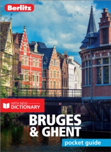 Berlitz Pocket Guide Bruges & Ghent, Paperback / softback Book