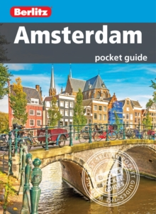 Berlitz Pocket Guide Amsterdam, Paperback Book