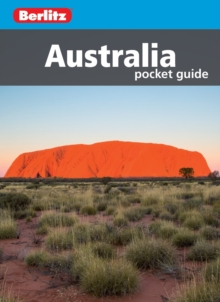 Berlitz Pocket Guide Australia, Paperback Book