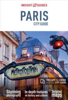 Insight Guides City Guide Paris (Travel Guide with free eBook), Paperback / softback Book