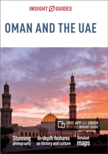 Insight Guides: Oman & the UAE, Paperback Book