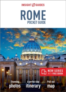Insight Guides Pocket Rome (Travel Guide with free eBook), Paperback / softback Book