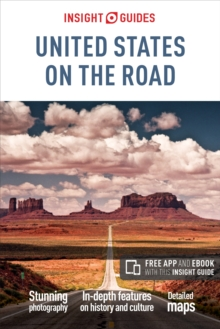 Insight Guides: USA on the Road, Paperback Book