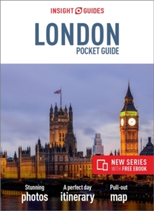 Insight Guides Pocket London (Travel Guide with free eBook), Paperback / softback Book