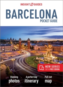 Insight Guides Pocket Barcelona, Paperback / softback Book