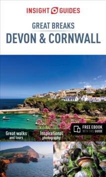 Insight Guides Great Breaks Devon and Cornwall, Paperback / softback Book