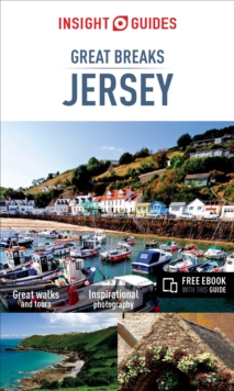 Insight Guides Great Breaks Jersey - Jersey Travel Guide, Paperback / softback Book