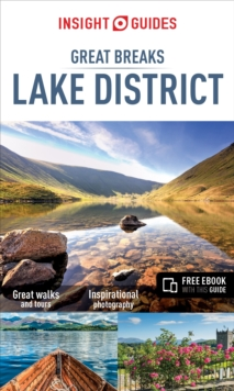 Insight Guides Great Breaks Lake District (Travel Guide with free eBook), Paperback / softback Book