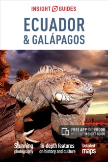 Insight Guides Ecuador & Galapagos, Paperback / softback Book