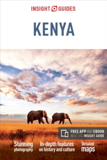 Insight Guides: Kenya, Paperback Book