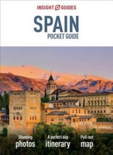 Insight Guides Pocket Spain (Travel Guide with free eBook), Paperback / softback Book