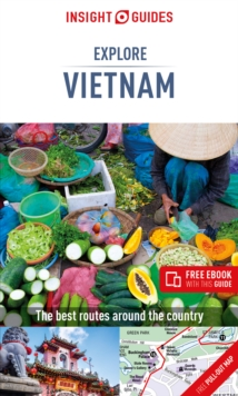 Insight Guides Explore Vietnam (Travel Guide with Free eBook), Paperback / softback Book