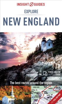 Insight Guides Explore New England, Paperback Book