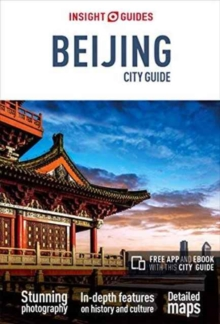 Insight Guides City Guide Beijing, Paperback Book