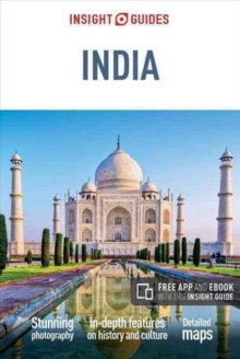 Insight Guides India, Paperback Book