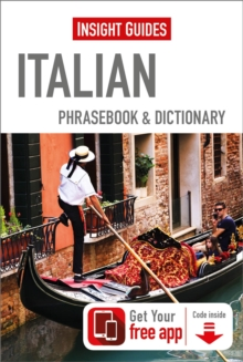 Insight Guides Phrasebook Italian, Paperback / softback Book