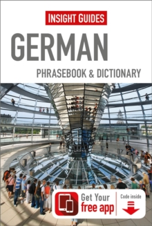 Insight Guides Phrasebook German, Paperback Book