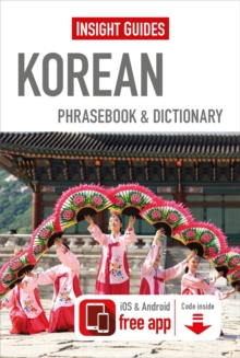 Insight Guides Phrasebook Korean, Paperback Book