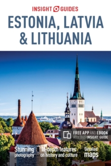 Insight Guides: Estonia, Latvia and Lithuania, Paperback Book