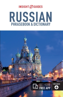 Insight Guides Phrasebook Russian, Paperback / softback Book