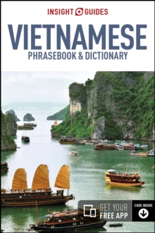 Insight Guides Phrasebook Vietnamese, Paperback / softback Book