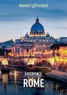 Insight Guides: Experience Rome, Paperback Book