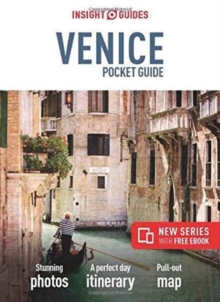 Insight Guides Pocket Venice, Paperback Book