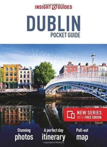 Insight Guides Pocket Dublin (Travel Guide with free eBook), Paperback / softback Book