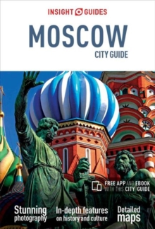 Insight Guides City Guide Moscow, Paperback Book