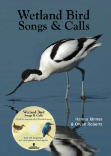 Birds Songs of Wetlands, Mixed media product Book