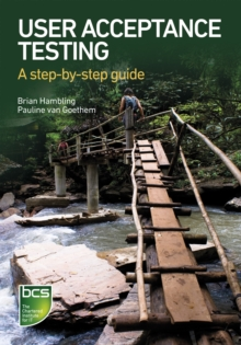 User Acceptance Testing : A step-by-step guide, Paperback / softback Book