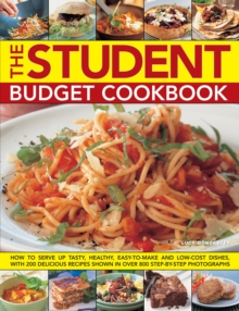Student Budget Cookbook, Paperback / softback Book