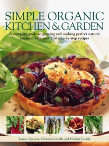 Simple Organic Kitchen and Garden, Paperback / softback Book