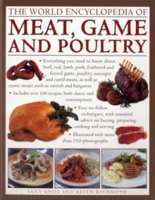 World Encyclopedia of Meat, Game and Poultry, Paperback / softback Book
