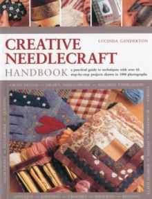 Creative Needlework Handbook, Paperback Book