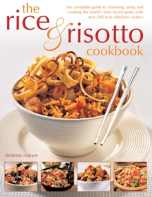 Rice and Risotto Cookbook, Paperback / softback Book