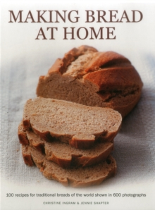 Making Bread at Home, Paperback / softback Book