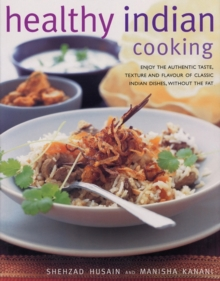 Healthy Indian Cooking, Paperback Book
